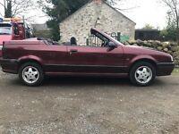 Renault 19 convertible (cabrio,soft top, swap/px)