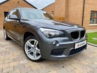 🏁🏁2014 BMW X1 M Sport Xdrive Automatic Diesel Finance available🏁🏁x3 x5 116d 116d 120d