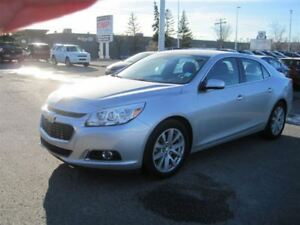 2015 Chevrolet Malibu LT w/2LT / HTD Seats / Bluetooth / *Fresh