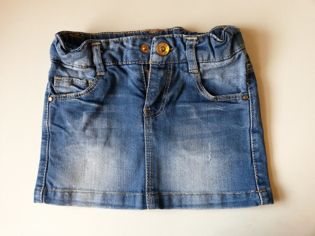 94788ffc73 Zara kids denim skirt, size 3-4, excellent condition | in Hedge End ...