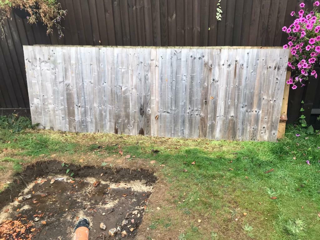 2 Fence Panels In Epsom Surrey Gumtree
