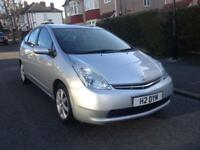 2008 TOYOTA PRIUS T3 1.5 WITH 10 MONTHS MOT QUICK SALE