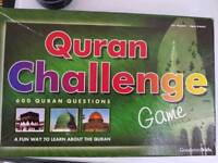 Quran challenge for free