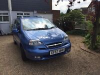 Chevrolet Tacma 2007 MPV 1998cc Automatic 52,000 miles great condition