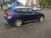BMW X1 , Diesel and very economic, manual
