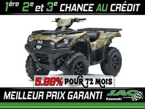 2019 Kawasaki Brute Force 750 4X4i EPS  Camo DÉFIEZ NOS PRIX