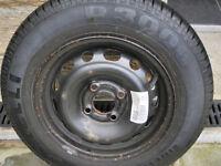 Brand new Vauxhall Spare Wheel