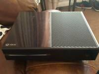 Xbox one plus controller 500 gb