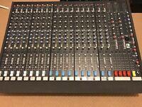 Soundcraft K1 16ch mixing desk