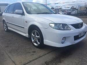 2001 Mazda 323 Hatchback - Finance or (*Rent-To-Own *$35pw) North Geelong Geelong City Preview