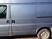 Ford transit mwb side loading door