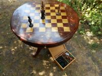 Chess Table For Sale !!!