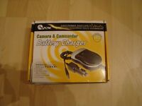 CAMERA & BATTERY CHARGER
