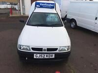 seat inca same as caddy exelent condition only £1295 no vat!!!!
