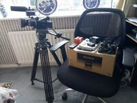 Video Camera's and Extras