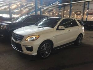 2015 Mercedes-Benz M-Class AMG 5.5L *518HP* *Loaded* *Check the