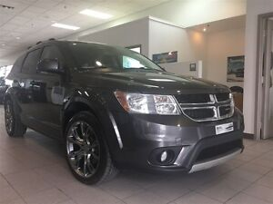 2014 Dodge Journey LIMITED TV-DVD / 7 PASS / 8 MAGS