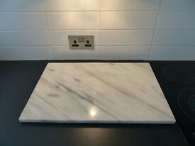 Large marble pastry or chopping board in very good condition