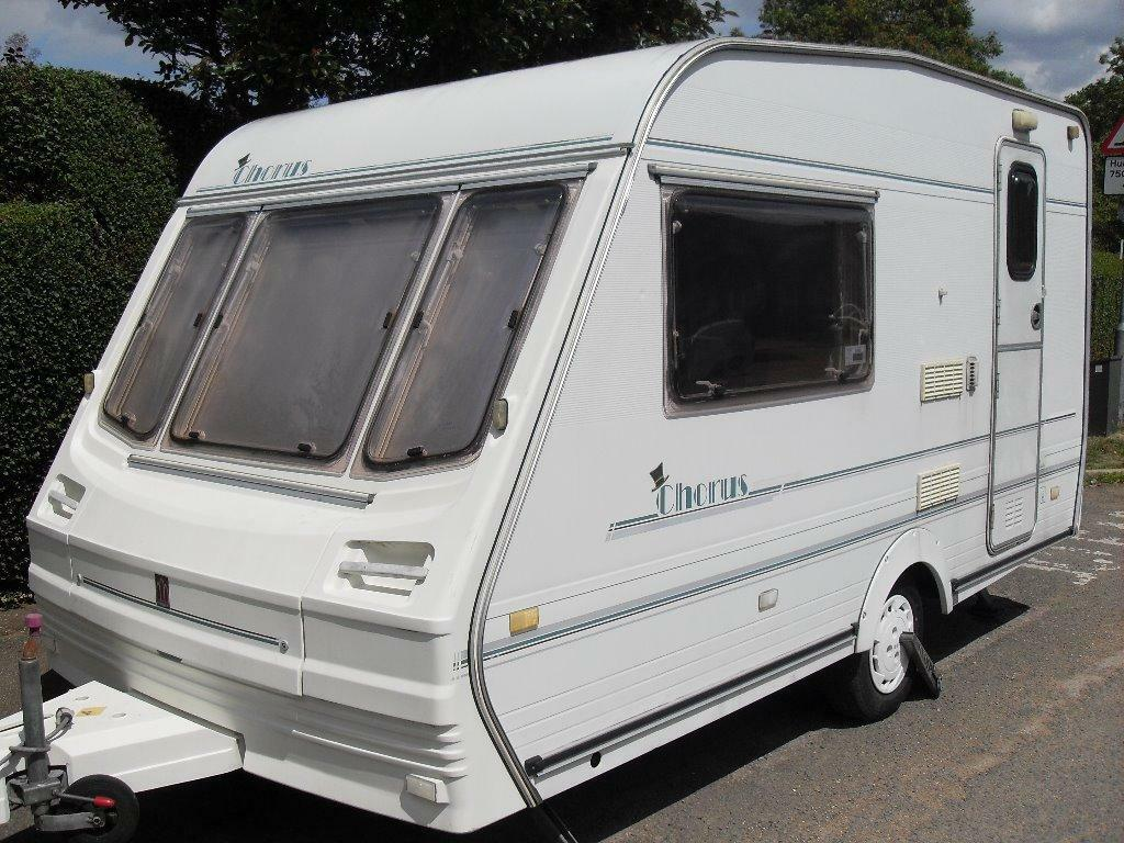 Creative  Berth Berth 2006 Used  Good Condition Touring Caravans For Sale