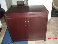 Philips hostess trolley,full cabinet type.mod.No.HL6232