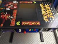 Retro Arcade Games Table 60+ Games Man Cave