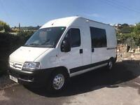 Citroen Relay Campervan, No VAT, good condition, full service. MOT Jan 2018. Open to offers.
