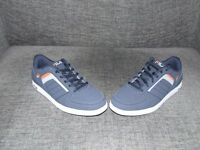 FILA NAVY TRAINERS - BRAND NEW NEVER WORN - ADULT SIZE 5.5