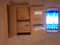 Samsung Galaxy S4 In As New Condition £78