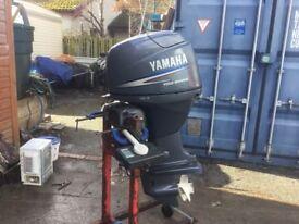 Yamaha 40 four stroke