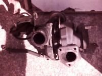 Turbo Changer for BMW 330d 2000