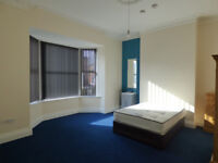 Very large room in a professional house share bills inc near the town centre