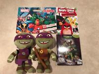 Teenage Mutant Ninja Turtles Busy Book, Donatello Soft Toys
