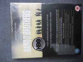 Band Brothers Complete Series DVD Box Set