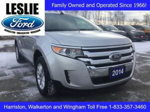 2014 Ford Edge SE | One Owner | Sold & Serviced at Leslie's