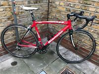 Bianchi via Nirone 7 C2C Tiagra Alu Carbon Road Bike 2008/9 VGC!!