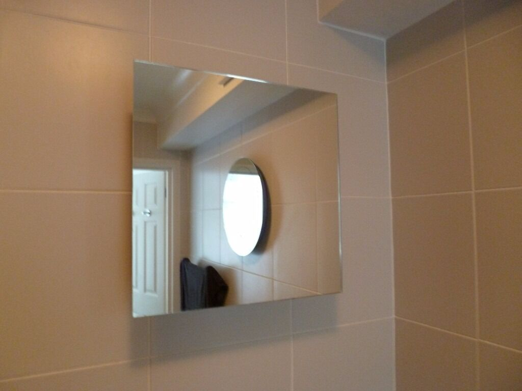 dwell mirrored bathroom cabinet sliding door excellent condition: dwell bathroom cabinet