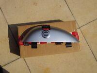 GIVI pannier lid for E410 keyless pannier