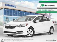 2016 Kia Forte Only 6,000KMS!!