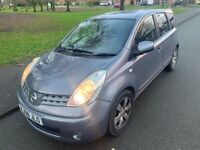 AUTOMATIC NISSAN NOTE 1.6 PETROL.FULL SERVICE HISTORY
