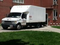 RICKS MOVING SERVICE WINDSOR ONT