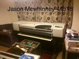 Professional HP designjet 500 printer