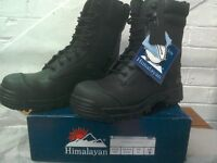 Himalayan, mens Safety boots, size 9, New