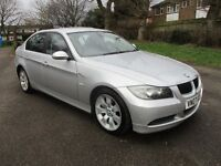 2007 07 BMW 325D 3.0 SE 6-SPEED CRUISE 1 FORMER KEEPER LEATHER FULL MOT SH PX SWAPS