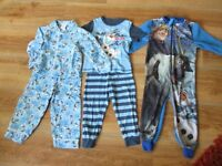 Boys pyjamas - 3 pairs - OLAF / Disney Frozen