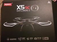 Syma x5sc drone