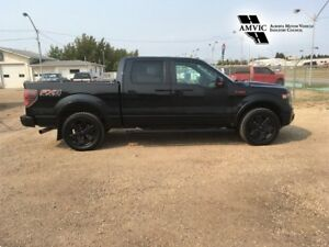 2013 Ford F-150 FX4 LOADED WITH LEATHER
