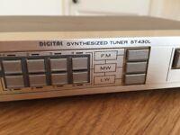 Marantz Digital Synthesized Tuner ST430L