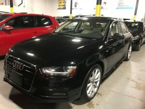 2015 Audi A4 S-LINE|NAVIGATION|XENON|PUSH START