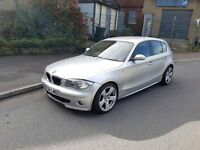 BMW 118D MSPORT DIESEL 1 SERIES, FULLY LOADED, TOP SPEC, LOW MILAGE, BEAUTIFUL CAR