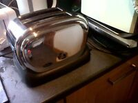 Breville Chrome Toaster